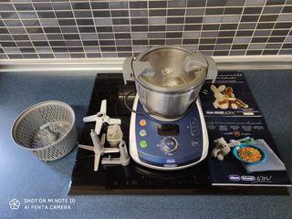 Robot cocina Chicco Delonghi- Baby meal