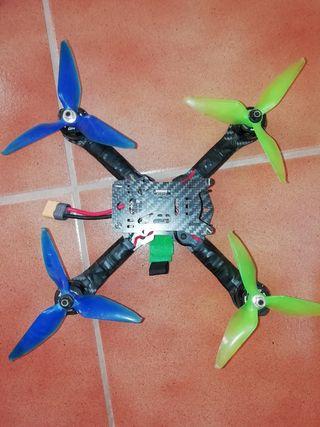 Drone de carbono