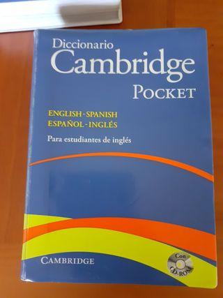 RELALO. Diccionario CAMBRIDGE Pocket.