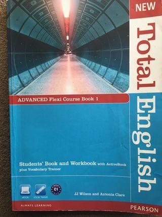 Total English ADVANCED Flexi Course Book 1