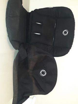 Funda de silla y capota para bugaboo bee