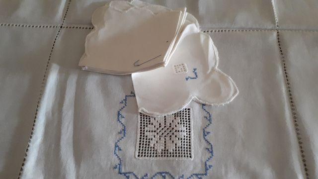 Mantel de hilo hecho a mano