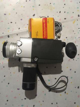 Vídeo cámara Minolta autopak 8.