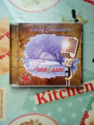 Tennessee - Lucky Chritmasc(cd)