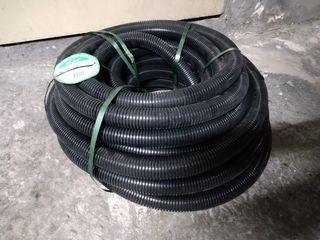 Tubo corrugado PVC. 40 nuevo