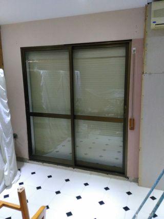 Ventanas correderas balconeras aluminio