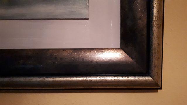 Cuadro pintado al óleo