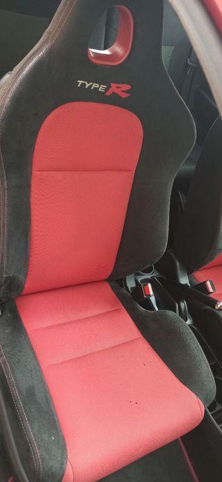 asientos honda ep3 type r