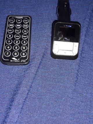 Lector USB para coches