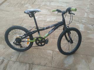 Bicicleta BTT de niño