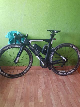 Bici carretera carbono Orbea