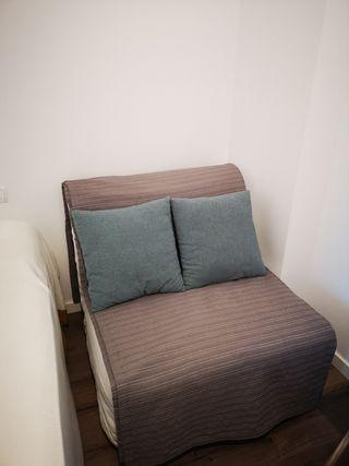 Sofá cama 80 x 190 cm