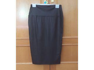 Falda tubo