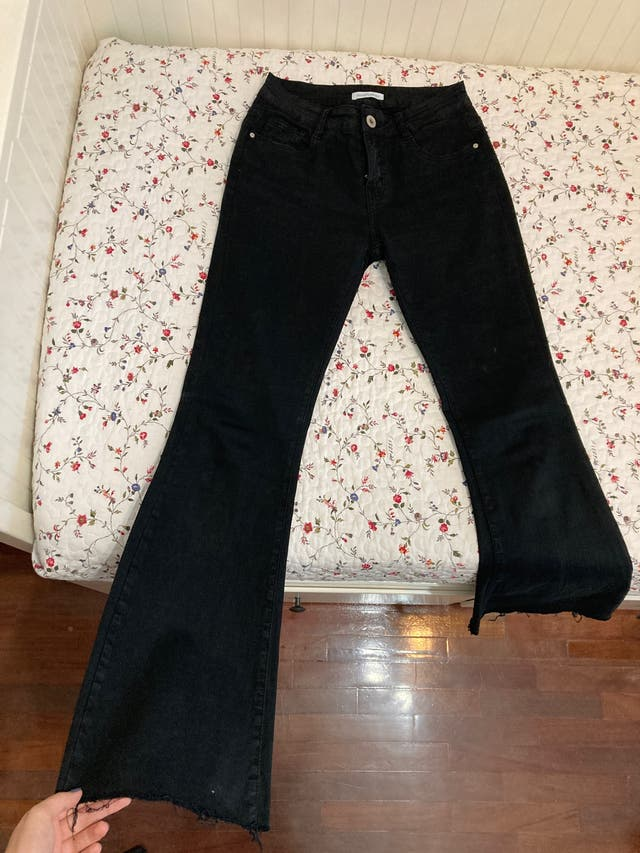 Pantalones campana Renatta&Go