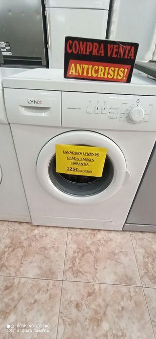 lavadora lynks 6k