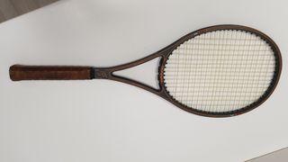 Raqueta de tenis donnay