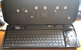 Teclado y ratón HP nuevos!!