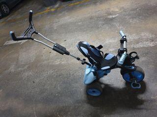 Triciclo evolutivo con manillar