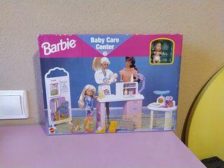 Barbie Care center