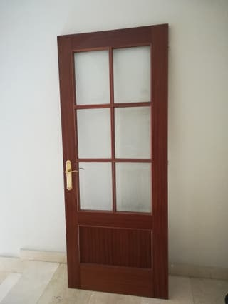 Puerta sapelly
