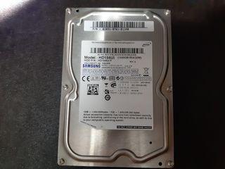 Disco duro 1.5 TB Samsung