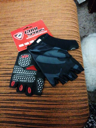 guantes bicicleta talla S
