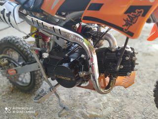 se vende pitbike 125cc