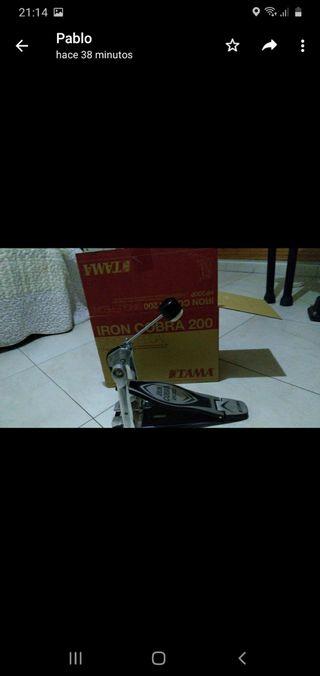 Pedal de bateria Tama Iron Cobra