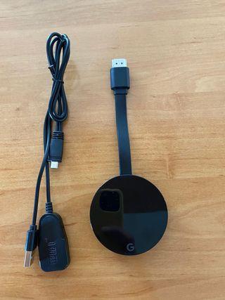 Google chromecast (dongle)