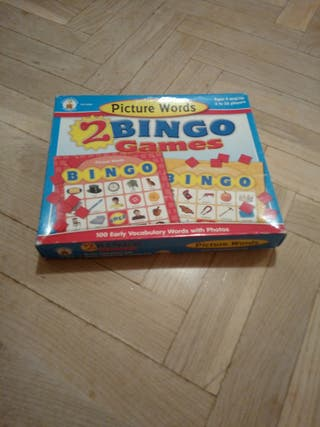 2 Bingo Games