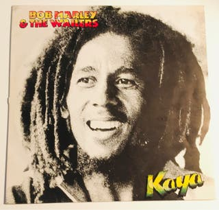 Bob Marley and the wailers : Kaya Disco Vinilo LP