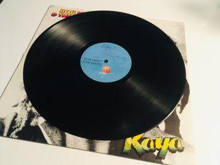 Bob Marley and the wailers : Kaya Disco Vinilo LP
