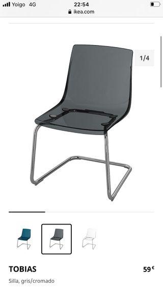sillas cocina salin comedor
