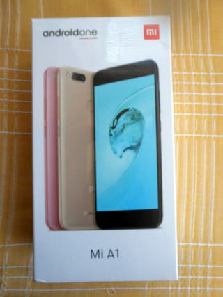 Xiaomi MI A1 Gold - 64 +4gb ram