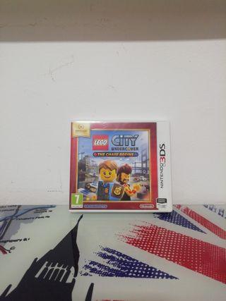 videojuego de lego city
