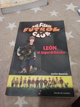 Las fieras del futbol Leon el superdriblador
