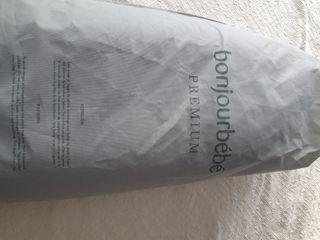 Cojín de lactancia Bonjourbebe Premium