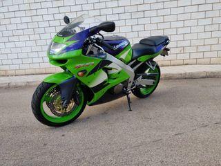 Kawasaki zx6r del 99