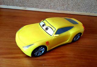 coche cruz Ramírez cars 3