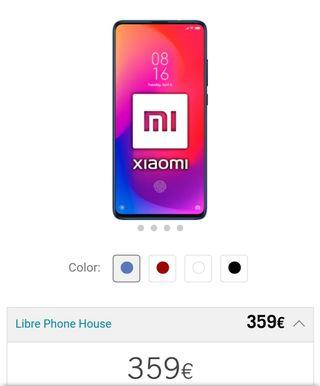 Xiaomi 9Tpro 128gb 6ram