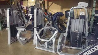 máquinas fitness