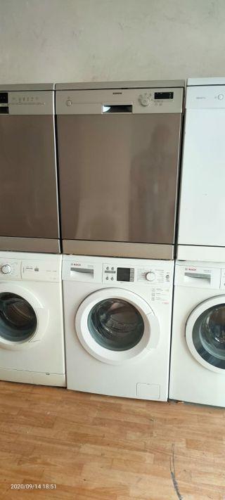 lavavajillas Siemens inoxidable 3 Bandejas