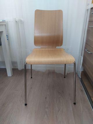 NUEVA silla Gilbert de IKEA