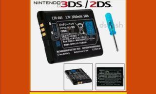 Bateria Nintendo 2ds/3ds