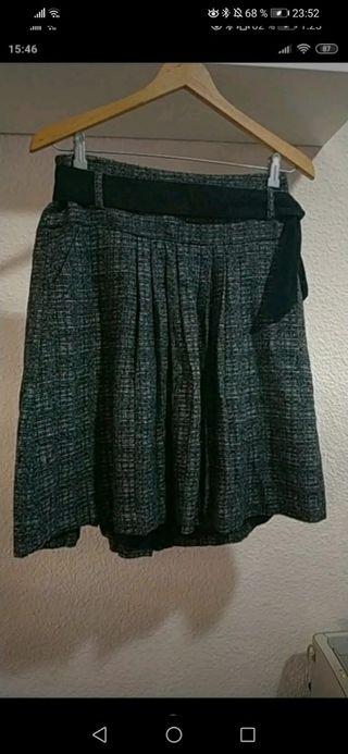 falda Mango t. 38