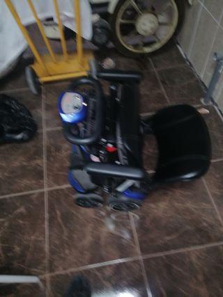 moto. De movilidad reducida
