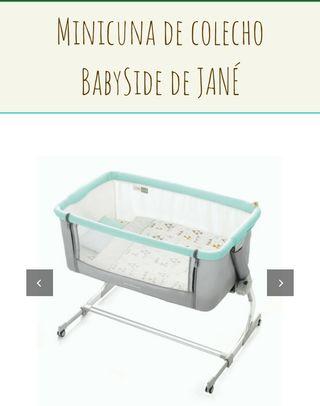 Minicuna colecho Babyside de Jane