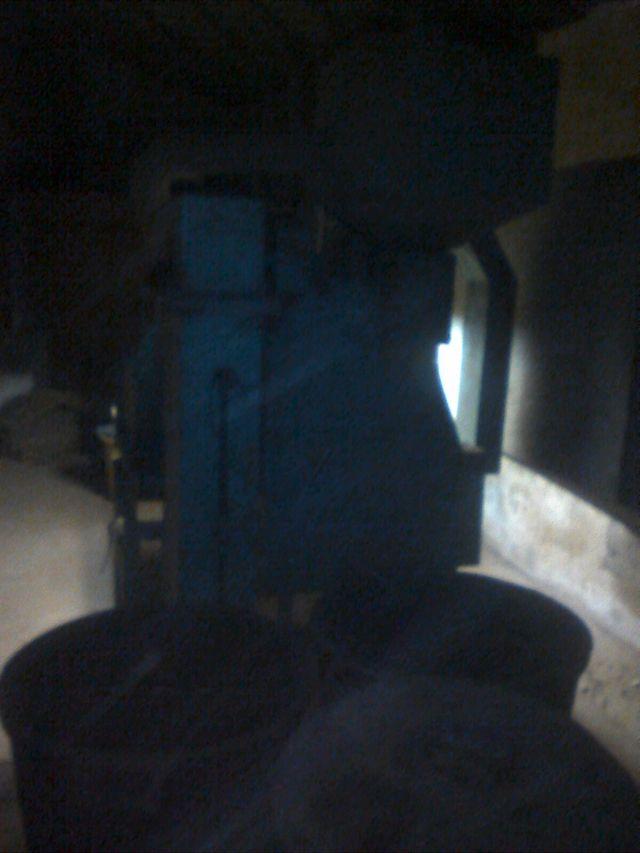 Maquina limpia avellanas
