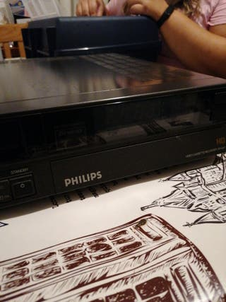 Blu-Ray Philips HQ VR 6467