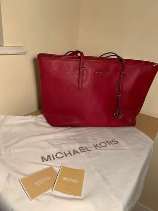 Michael Kors bag - Jet Set Travel Bag